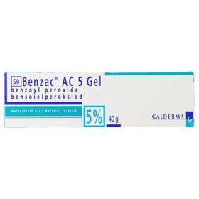 Benzac Ac 5 Gel - 40g