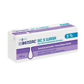Benzac Ac 5 Wash - 100g