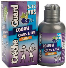 Creche Guard Cough Cold & Flu - 150ml