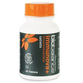 Biobalance Immunova+ Tablets 30