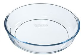 Pyrex - Glass Cake Dish - 26cm