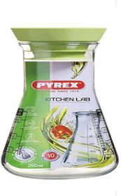 Pyrex - Lab Measure and Shake Mixer - 0.25 Litre