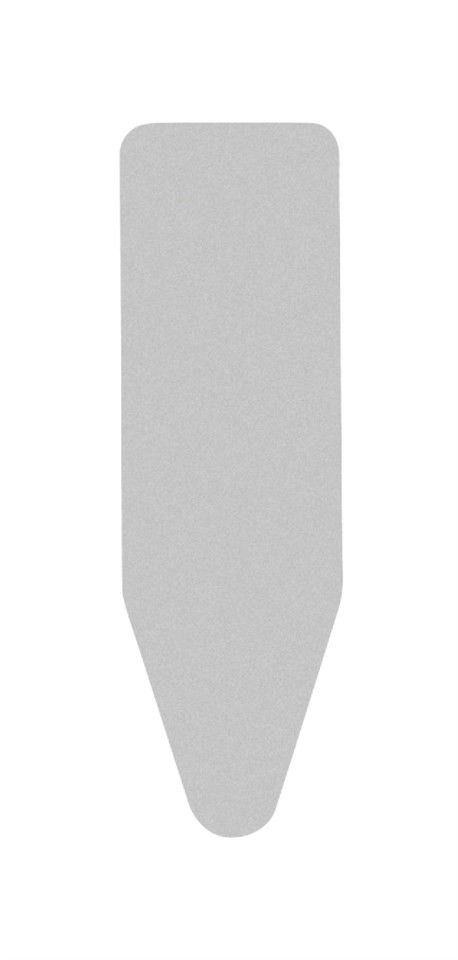 brabantia silicone ironing board cover grey loading zoom