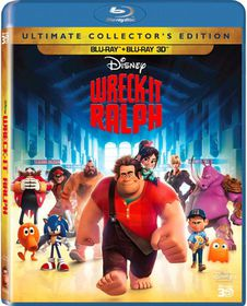 Wreck-It Ralph (3D & 2D Blu-ray)
