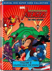 Marvel The Avengers: Earth's Mightiest Heros Vol 5 (DVD)