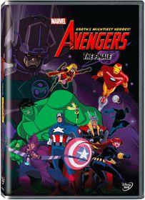 Marvel The Avengers: Earth's Mightiest Heros Vol 8 (DVD)