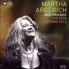 Martha Argerich and Friends:Live from - (Import CD)