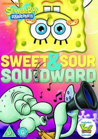 Spongebob Squarepants: Sweet & Sour (DVD)