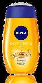 Nivea Bath Pampering Oil 200ml- 80828