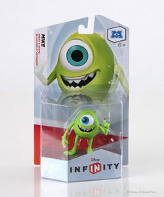 Disney Infinity Game Piece: Mike (Monsters Inc)