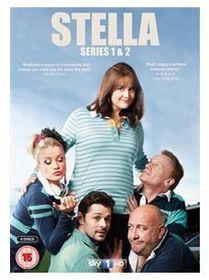 Stella: Series 1 & 2  (Import DVD)