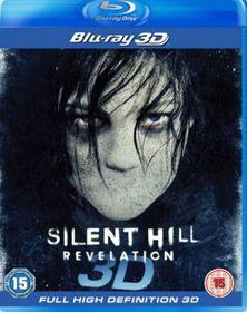 Silent Hill: Revelation (3D Blu-ray)