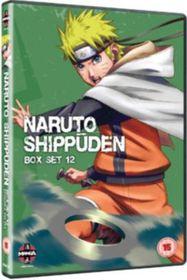 Naruto - Shippuden: Collection - Volume 12 (Import DVD)