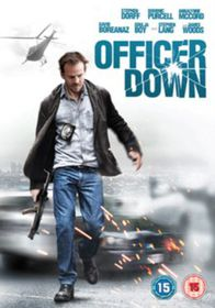 Officer Down (Import DVD)