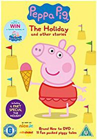 Peppa Pig: The Holiday and Other Stories (DVD)