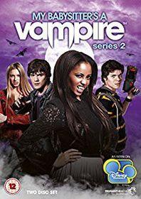 My Babysitter's a Vampire Series 2 (DVD)