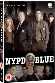 NYPD Blue: Season 10 (DVD)