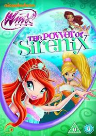 Winx Club - The Power of Sirenix (DVD)