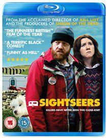 Sightseers (Import Blu-ray)
