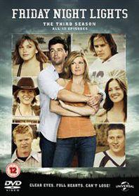 Friday Night Lights: Series 3 (Import DVD)