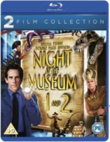 Night at the Museum / Night at the Museum 2 (Blu-ray)