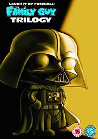Family Guy Star Wars Trilogy - Laugh It Up Fuzzball (DVD)