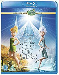 Tinker Bell and the Secret of the Wings (Blu-ray)