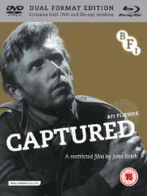 Captured (Parallel Import - Blu-ray)