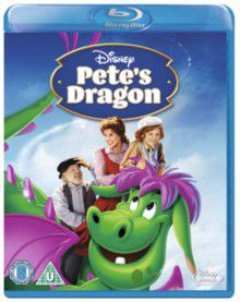 Pete's Dragon (Import Blu-ray)