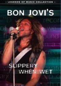 Bon Jovi: Slippery When Wet (DVD)