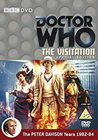 Doctor Who: The Visitation (Import DVD)
