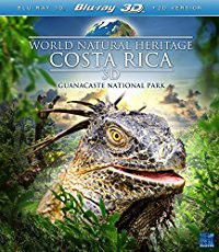 World Natural Heritage - Costa Rica (3D Blu-ray)