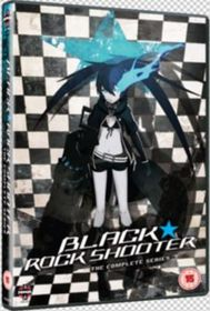 Black Rock Shooter: The Complete Series (Import DVD)