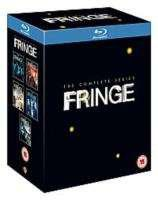 Fringe: The Complete Season 1-5 [Region Free] (Blu-ray)