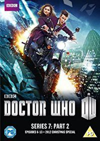 Doctor Who - Series 7 Part 2 (DVD)