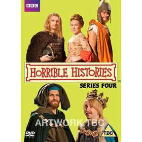 Horrible Histories: Series 4 (Import DVD)