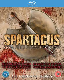 Spartacus: The Complete Collection (Blu-ray)
