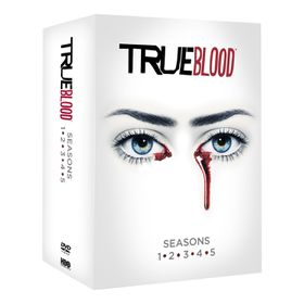 True Blood: Seasons 1-5 (Import DVD)