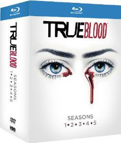 True Blood: Seasons 1-5 (Import Blu-ray)