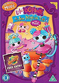 Lala-Oopsies: A Sew Magical Tale - The Movie (DVD)