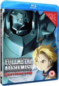 Full Metal Alchemist Brotherhood: Part 4 (Import Blu-ray)