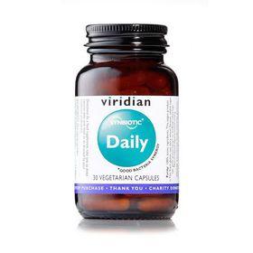 Viridian Synbiotic Daily Vegetarian Capsules - 30 Capsules