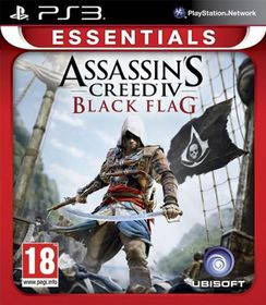 Assassin's Creed IV (4) Black Flag (Essentials) (PS3)
