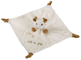 Sophie La Giraffe - Comforter with Soother Holder