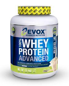 Evox Whey Protein 100% Vanilla - 2Kg