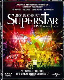 Jesus Christ Superstar: Live Arena Tour (DVD)
