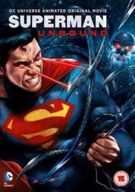 Superman: Unbound (Import DVD)