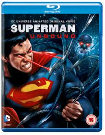 Superman: Unbound (Import Blu-ray)