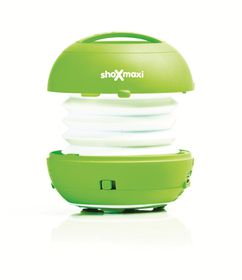 Shox Maxi Lumo Portable Speaker - Green