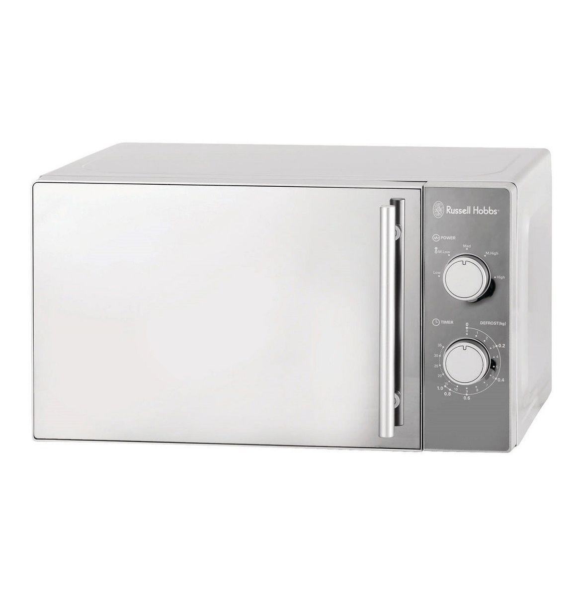 Rus Hobbs 20 Litre Clic Manual Microwave